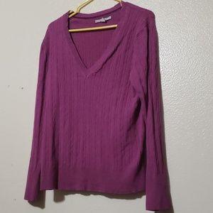 Old Navy Purple Sweater